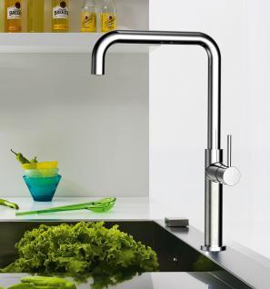 Küchenarmatur, Küchenmischer, Spültischarmatur, Spülenmischer, Wasserhahn Küche, Spültischmischer, Minimalistisches Design, Top Qualität direkt vom Hersteller.