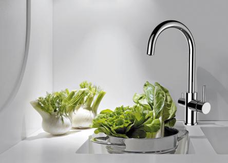 Küchenarmatur Umkehr Osmose, Filter, Trinkwasser, Trinkwasserfilter, 3 wege Küchenmischer, Spültischarmatur, Spülenmischer, Wasserhahn Küche, Spültischmischer, Design, Top Qualität direkt vom Hersteller. - Vorschau 2
