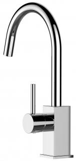 Küchenarmatur, Küchenmischer, Spültischarmatur, Spülenmischer, Wasserhahn Küche, Spültischmischer, RETRO Quardatisches Design, Top Qualität direkt vom Hersteller. - Vorschau 2