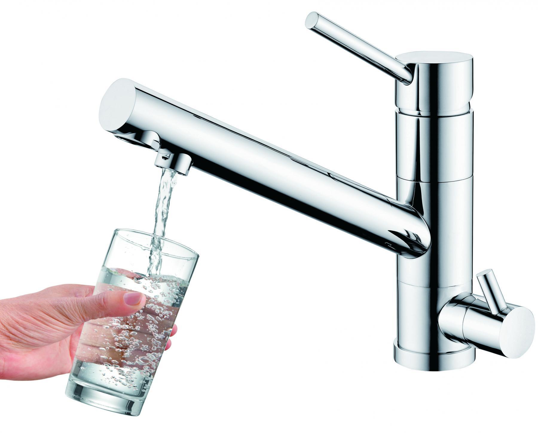 Küchenarmatur Umkehr Osmose, Filter, Trinkwasser, Trinkwasserfilter ...