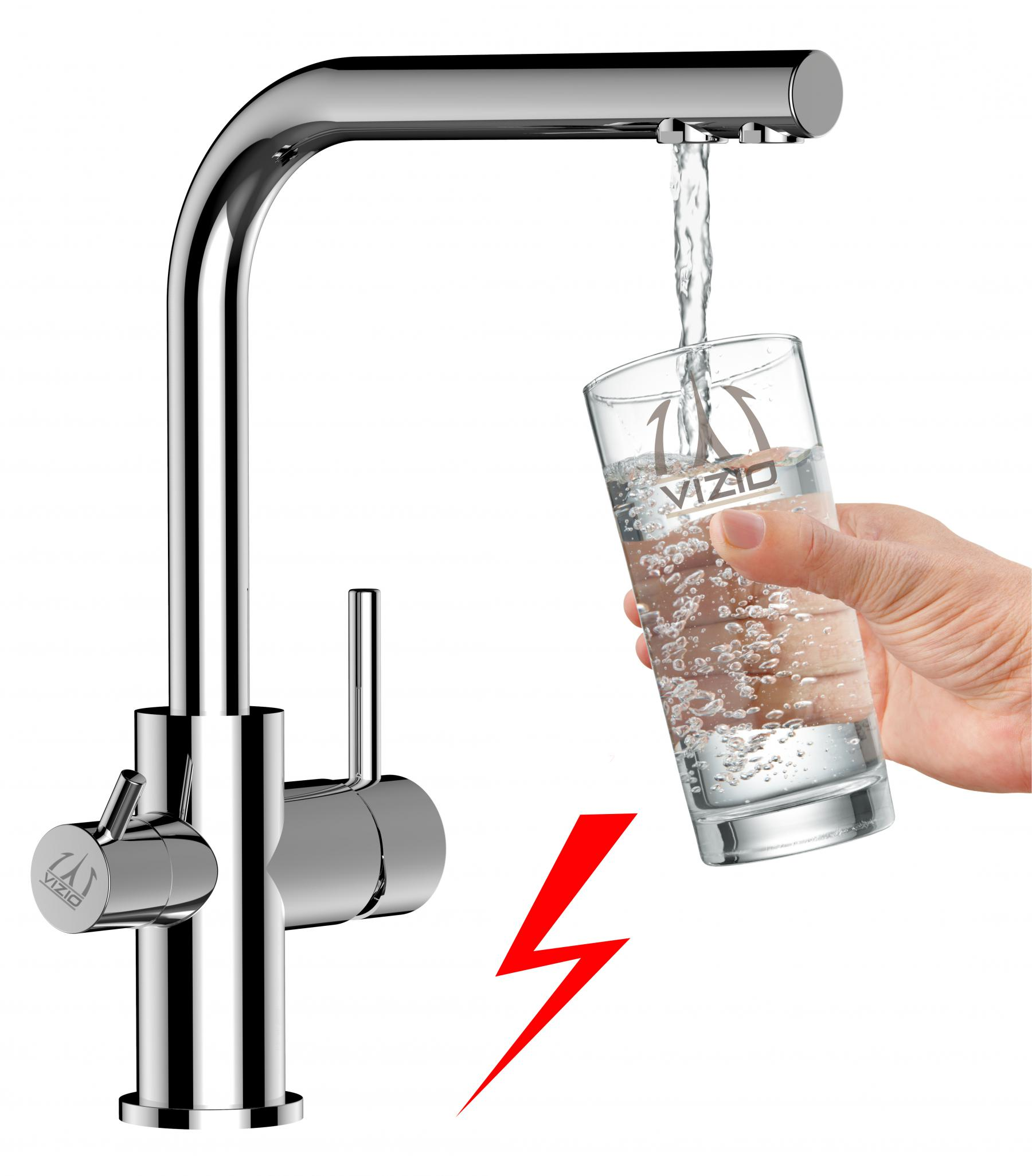 NIEDERDRUCK Küchenarmatur Umkehr Osmose, Filter, Trinkwasser ...