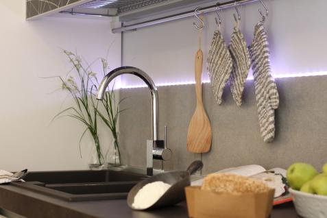 Küchenarmatur, Küchenmischer, Spültischarmatur, Spülenmischer, Wasserhahn Küche, Spültischmischer, RETRO Quardatisches Design, Top Qualität direkt vom Hersteller. - Vorschau 3