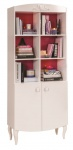 Cilek YAKUT Bücherregal Regal Standregal Kinderzimmer Weiß/Pink