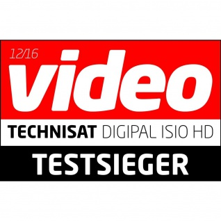 TechniSat DigiPal ISIO HD, silber (Digitaler DVB-T2 Receiver) 5