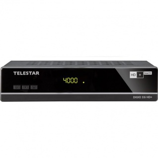 TELESTAR DIGIO 33i HD+ HDTV-Satellitenreceiver