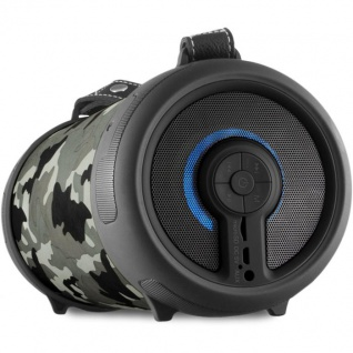 IMPERIAL BEATSMAN 2 Mobiler Bluetooth Lautsprecher