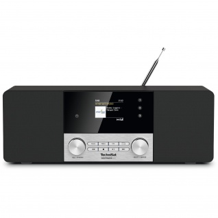 TechniSat DIGITRADIO 4 C - DAB+ UKW Bluetooth-Audiostreaming Farbdisplay