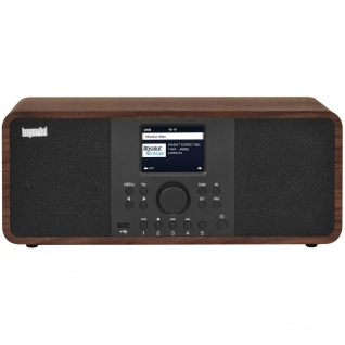 IMPERIAL DABMAN i205 (Stereolautsprecher, DAB+/DAB/UKW/Internetradio, Spotify Connect, USB, WLAN)