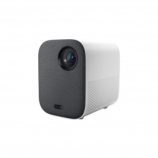 Xiaomi Mi Smart Compact Projector Mini Beamer (Google Android TV 9.0, Google Assistent, Full HD, 60-120 Zoll)