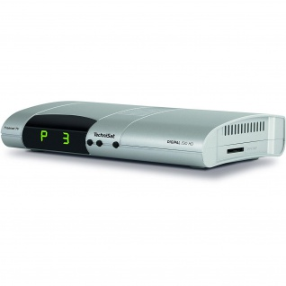 TechniSat DigiPal ISIO HD, silber (Digitaler DVB-T2 Receiver) 3