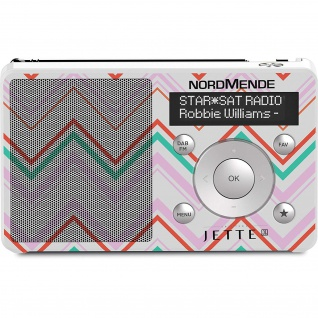 TechniSat Transita 100 by JETTE DAB+ Digitalradio