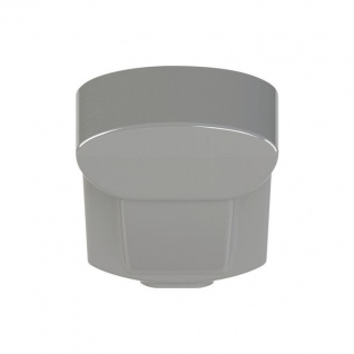 MULTYTENNE Quattro-Single-LNB, grau