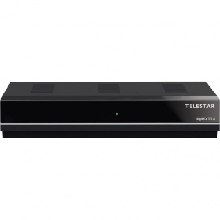 TELESTAR digiHD TT4, schwarz (DVB-T 2 HD Free-to-Air Receiver)