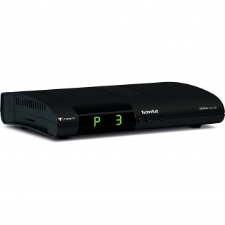 TechniSat DigiPal ISIO HD DVB-T2 Receiver inkl. freenet TV