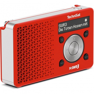 TechniSat DIGITRADIO 1 SWR3-Edition DAB+ Digitalradio