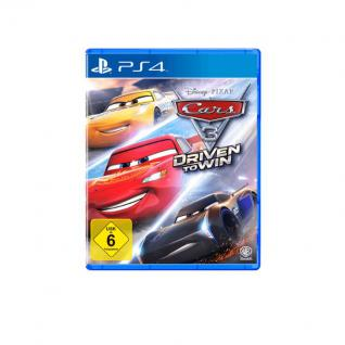 Cars 3 - Driven to Win [PlayStation 4]