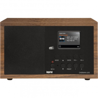 IMPERIAL DABMAN d35 BT DAB+ Digitalradio mit Bluetooth