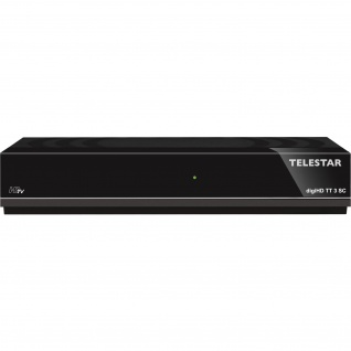 TELESTAR digiHD TT 3 SC - DVB-T2 Digital-TV-Tuner/Digital-Player