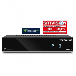 TechniSat DIGIT S4 freenet TV / HD Sat-Receiver
