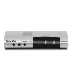 TechniSat DigiPal T2 DVR silber (DVB-T2-Receiver)
