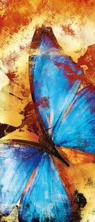 Türtapete - Abstrakt Schmetterling | no. 536 - Vorschau 5