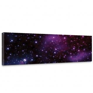 Leinwandbild Galaxy Sterne Weltraum | no. 499