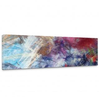 Leinwandbild abstrakt modern Formen fließend   no. 3175