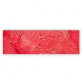 Leinwandbild Wall of pink shades Wand Spachtel Hintergrund farbige Wand pink   no. 109 - Vorschau 2