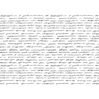 Fototapete Schriftkunst Tapete Zeitungsausschnitt Alt Abstrakt alte Schrift schwarz - weiß | no. 182