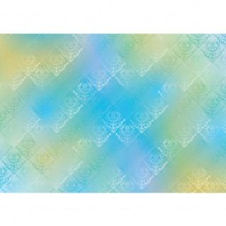 Fototapete Ornamente Tapete Ornamente Muster blau blau   no. 383