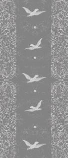 Türtapete - Ornamente Vogel Punkt Vintage   no. 753 - Vorschau 5