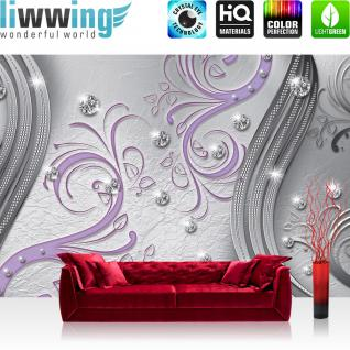liwwing Vlies Fototapete 300x210 cm PREMIUM PLUS Wand Foto Tapete Wand Bild Vliestapete - Steinwand Tapete Fenster See Klippe Steinwand Wasser ocker - no. 554
