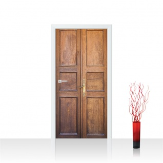 Türtapete - Sonstiges Tür Holz Alt Antik | no. 4272