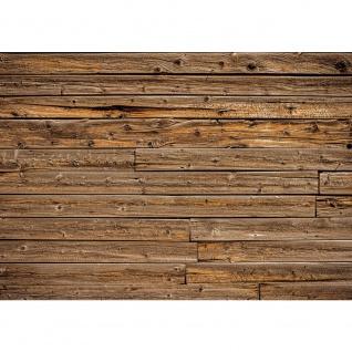 Fototapete Holz Tapete Holzwand Holzoptik Kacheln braun | no. 2646
