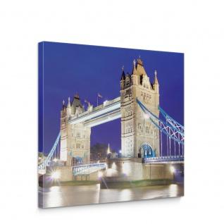 Leinwandbild London Tower Bridge City Miasto Skyline   no. 1221