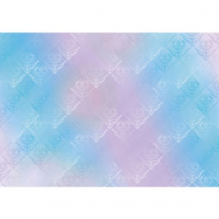 Fototapete Ornamente Tapete Ornamente Muster blau blau   no. 384