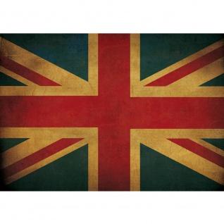 Fototapete Texturen Tapete Union Jack, Flagge, UK, Großbritannien bunt | no. 3449