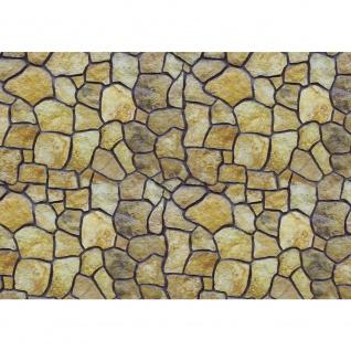 Fototapete Steinwand Tapete Steinoptik Steine runde Steine natural | no. 2313
