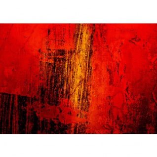 Fototapete Paint it Red Ornamente Tapete abstrakt 3D Wand Rot braun Hintergrund rot   no. 103