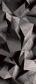 Türtapete - Abstrakt Rechtecke 3D Optik | no. 894 - Vorschau 5