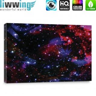 Leinwandbild Weltall Weltraum Kosmos Sterne Licht   no. 2216 - Vorschau 5