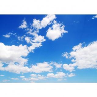 Fototapete Himmel Tapete Himmel Wolken Blau Romantisch Urlaub blau   no. 154