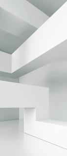 Türtapete - Abstrakt Linien Ecken 3D | no. 592 - Vorschau 5