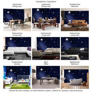 liwwing Vlies Fototapete 200x140 cm PREMIUM PLUS Wand Foto Tapete Wand Bild Vliestapete - A MILLION STARS - Sternenhimmel Stars Sterne Leuchtsterne Nachthimmel- no. 028 - Vorschau 5