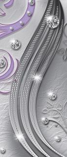 Türtapete - Ornamente Abstrakt Perlen   no. 554 - Vorschau 5