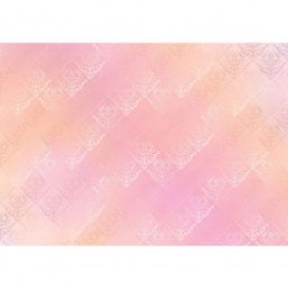 Fototapete Ornamente Tapete Ornamente Muster rosa rosa   no. 386