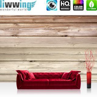 liwwing Vlies Fototapete 312x219cm PREMIUM PLUS Wand Foto Tapete Wand Bild Vliestapete - 3D Tapete Bubble Formen weiß - no. 1543