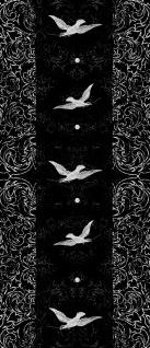 Türtapete - Ornamente Vogel Punkt Vintage | no. 752 - Vorschau 5