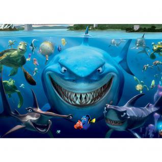 liwwing Vlies Fototapete 312x219cm PREMIUM PLUS Wand Foto Tapete Wand Bild Vliestapete - Disney Tapete STAR WARS Laserschwert Sith Kylo Ren grau - no. 2615 - Vorschau 2