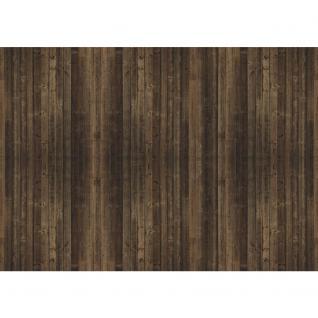 liwwing Vlies Fototapete 104x50.5cm PREMIUM PLUS Wand Foto Tapete Wand Bild Vliestapete - Holz Tapete Holzwand Holzoptik Holz Paneele Natur braun - no. 2366 - Vorschau 2